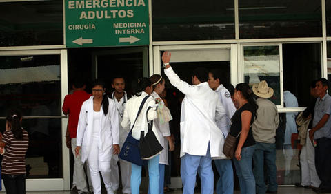 Estudiantes Honduras