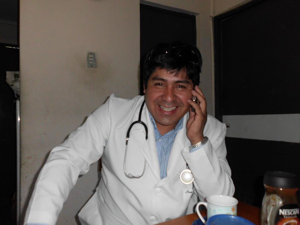 Dr. Juan Carlos Reinao