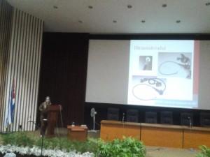Conferencia Dra. Chao
