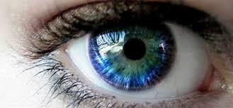 Fotografía del ojo humano