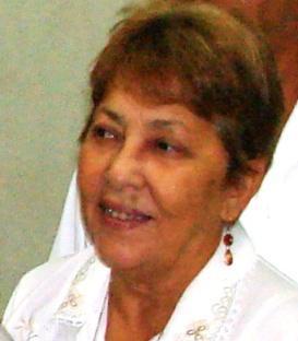 Vicepresidente: Dra. Zaida Teresa Ilizástigui Ortueta