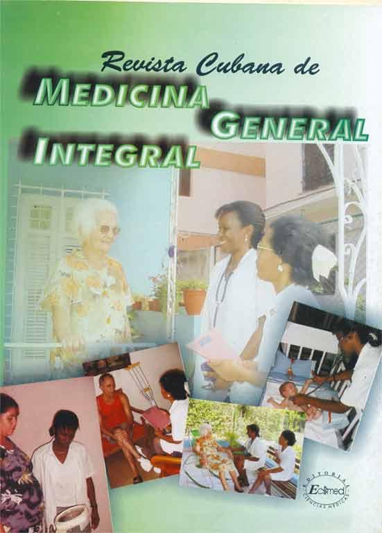 Logo de la Revista Cubana de Medicina General Integral