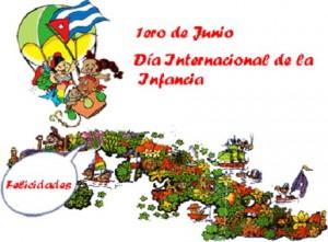 Fiesta en Cuba por el Día Internacional de la Infancia