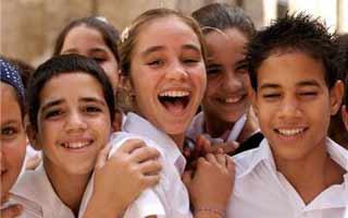 Protección a la infancia en Cuba