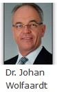 Dr. Johan Wolfaardt