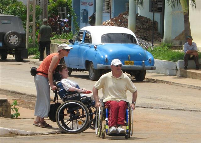 discapacidad imagen de bienvenida