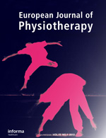 european-journal-of-physiotherapy-cover