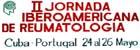 II Jornada Iberoamericana de Reumatología