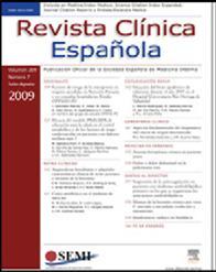 rev clinica española