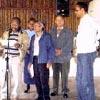Homenaje de la SCUR al músico Pachito Alonso