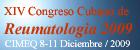 XIV Congreso Cubano de Reumatología