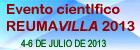 Evento científico de reumatología de las provincias centrales ReumaVilla 2013