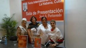 Presentaciones de los libros de Patología General y Obstetricia y Ginecología jpg