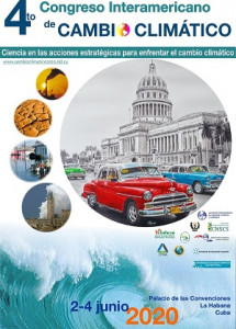 cambio climático cartel