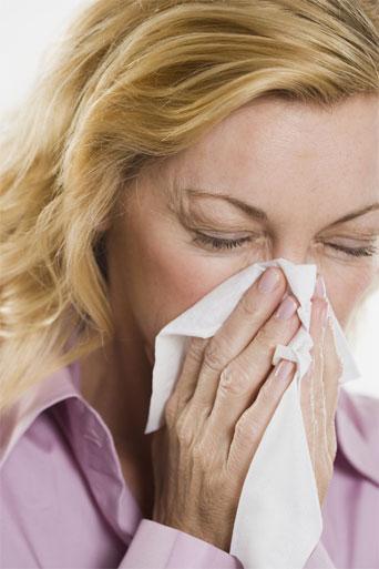 Persona enferma. Imagen: Microsoft