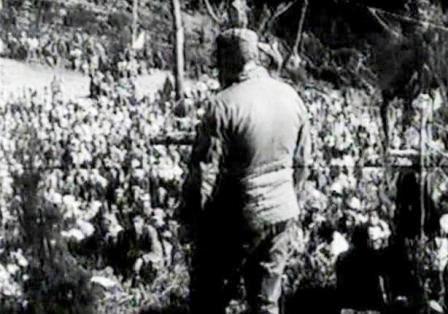 Fidel en la graduación Pico Cuba- 14 Nov. 1965