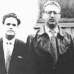 Fidel y José antonio en México