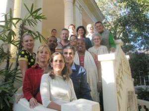 Curso editores Infomed, Marzo 2010