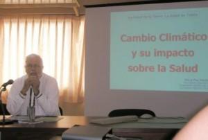 Conferencia Dr, Oscar Feo
