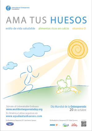 Día Mundial de la Osteoporosis2011