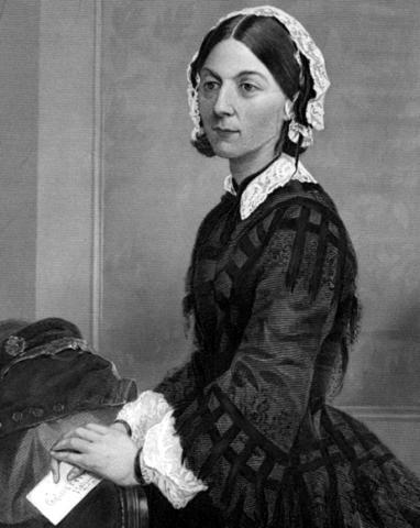 Florence Nightingale. Imagen: Wikipedia