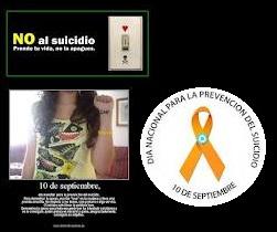Día Mundial para la Prevención del Suicidio 2012