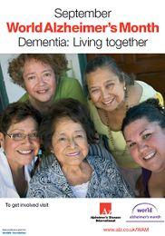 Primer Mes Mundial del Alzheimer 2012