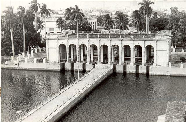 Acueducto de Albear. Imagen: Cubarte