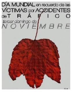 Día Mundial de recordación de las víctimas por accidentes de tráfico 2012