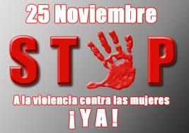 Día Mundial de la No Violencia contra la Mujer 2012