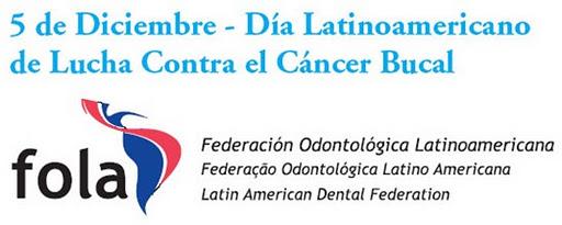 Día latinoamericano contra el cáncer bucal 2012