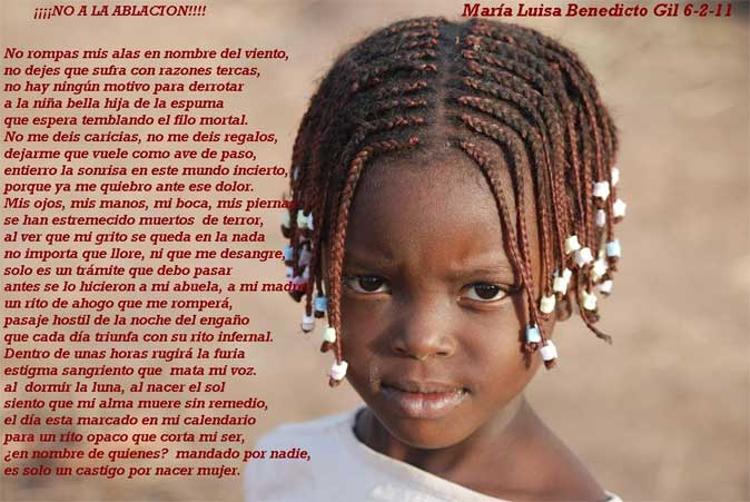 Día Mundial contra la mutilación genital femenina 2013