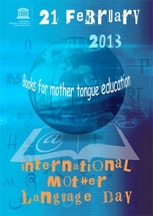 21 de febrero. Día Internacional de la Lengua