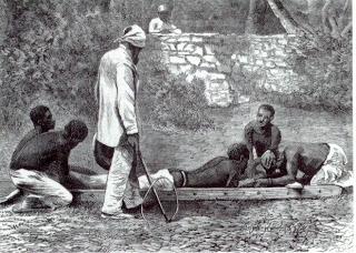 Esclavos africanos en Cuba colonial