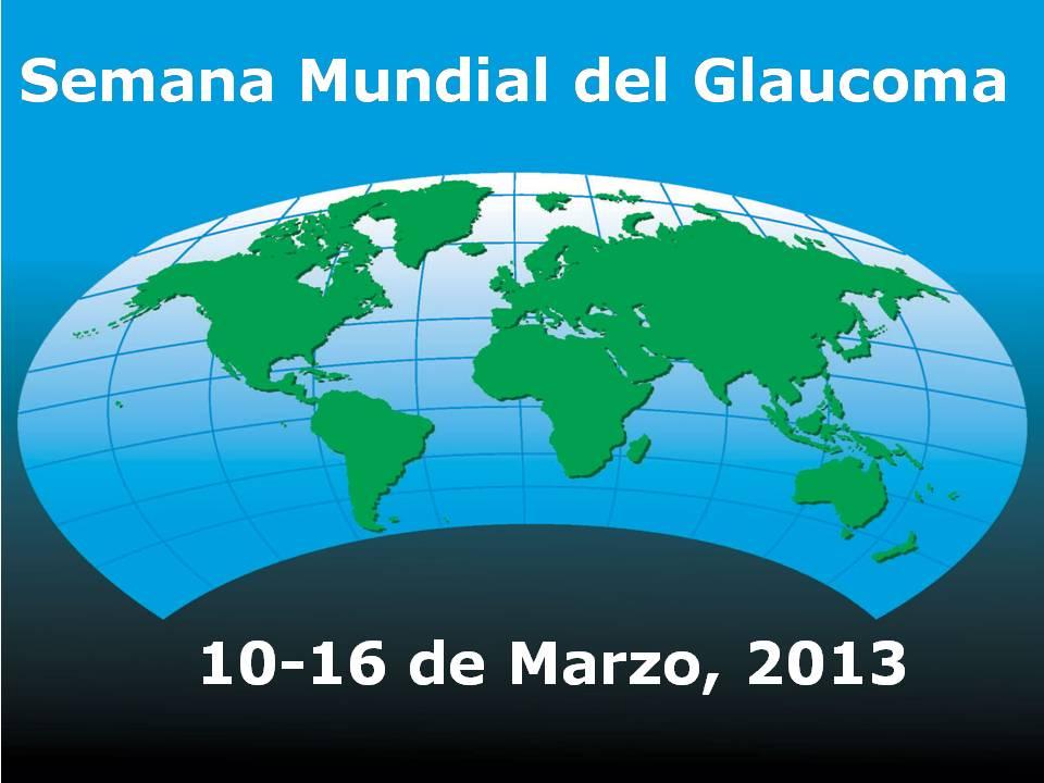 Semana Mundial del Glaucoma 2013