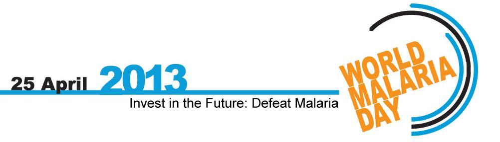 Día Mundial del Paludismo 2013