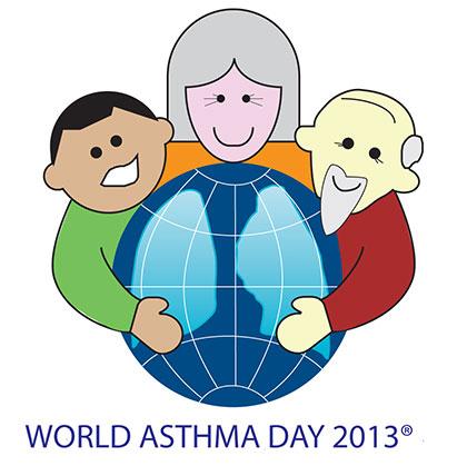 Día Mundial del Asma 2013