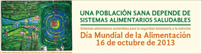 Día Mundial de la Alimentación 2013