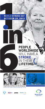 Día Mundial del Ictus 2013