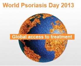 Día Mundial de la Psoriasis 2013