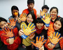 Día Naranja en China