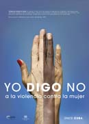 Cartel de la Campa&ntilde;a Yo digo no a la violencia contra las mujeres