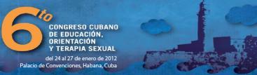 6to Congreso Sexualidad 2012