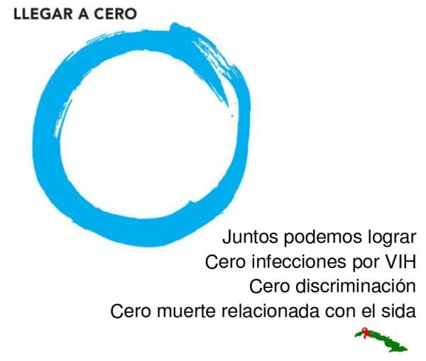 Llegar a cero. Día Mundial del Sida 2011