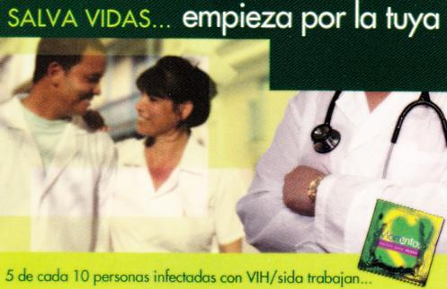 Trabajadores de la salud