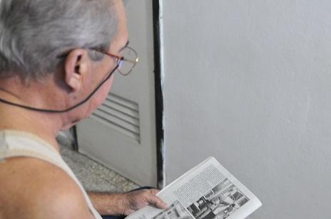 El 80 por ciento de los cubanos que se mantienen con vida. Imegn: Vladia Rubio. CuabSí