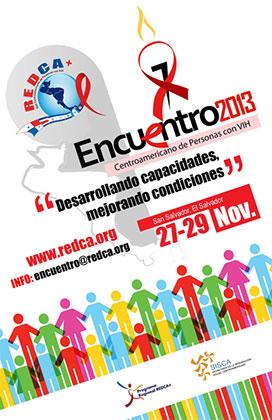 7mo Encuentro Centroamericano de Personas con VIH 2013