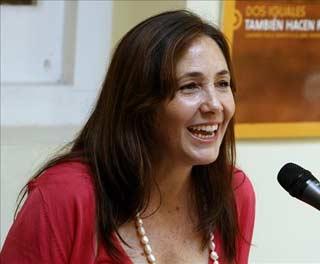 Mariela Castro. Imagen: Prensa Latina