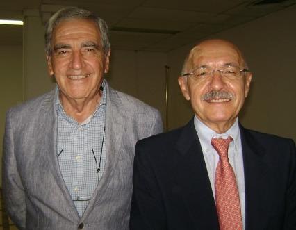 Profesores Dr Ruza y Dr Casado
